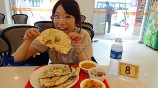 食べ物,ランチ,カレー,美味しい,ナン,Singapore,little India