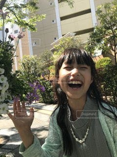 子ども,屋外,子供,女の子,笑顔,兵庫県,神戸市