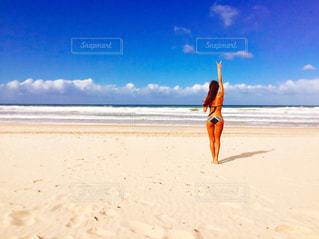 海,海外,水着,外国,旅行,beach,オーストラリア,モートン島,ビキニ,Travel,trip,island,AUS,ビラボン