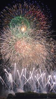 夜空,花火,花火大会,美しい,夏祭り