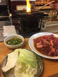 ディナー,焼肉,美味,ゴチになりました