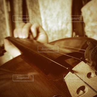 バイオリン弾く人の写真・画像素材[841809]