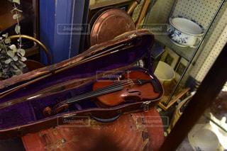 バイオリンの写真・画像素材[841951]