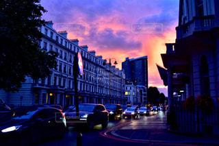 街の通りの写真・画像素材[955429]