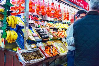 食べ物,栗,ヨーロッパ,オレンジ,フルーツ,果物,アボカド,市場,果実,スペイン,マーケット,ラフランス,食材,イチゴ,ぶどう,バナナ,マドリッド,セバダ市場