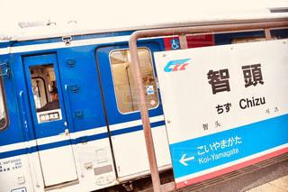 列車のクローズアップの写真・画像素材[2279730]