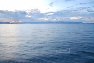 大きな水域の写真・画像素材[2422806]