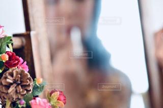 花をクローズアップするの写真・画像素材[2721940]