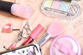 ピンクの歯ブラシの写真・画像素材[2780341]