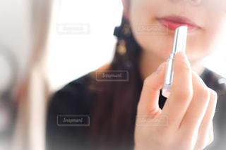 女性のクローズアップの写真・画像素材[2924577]