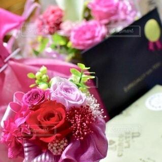 花のクローズアップの写真・画像素材[4165747]