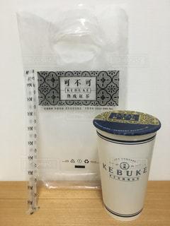 飲み物,台湾,台中,タピオカミルクティー,KEBUKE