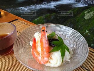 川床料理の写真・画像素材[705761]
