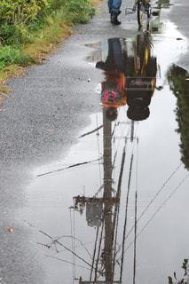 雨の写真・画像素材[834630]