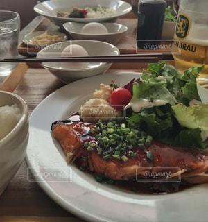 ランチ,魚,和食