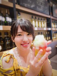 スイカ,アイス,おいしい,かき氷,女子会,冷たい,最高,楽しすぎ