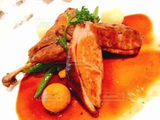 シチュー料理のプレート - No.891566