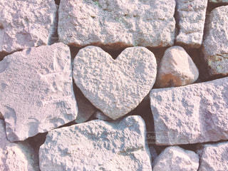 近くの岩の壁をの写真・画像素材[868209]