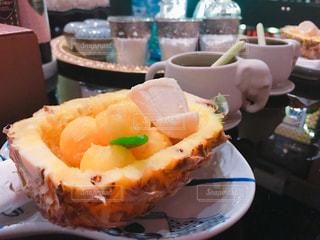 海外,黄色,フルーツ,果物,旅行,パイナップル,タイ,女子旅,バナナ