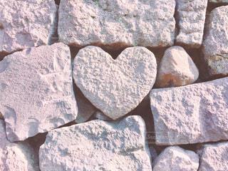 近くの岩の壁をの写真・画像素材[1117702]