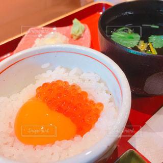 うお吟さんのえびす大黒丼の写真・画像素材[738570]