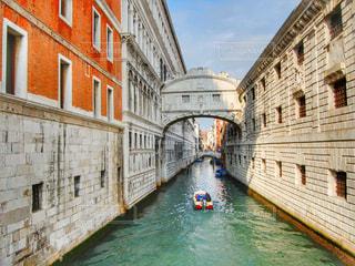 ヴェネツィアの景色の写真・画像素材[787780]