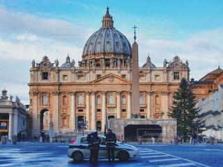 サンピエトロ大聖堂の写真・画像素材[787782]