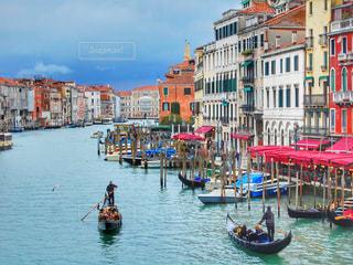 2月のヴェネツィアの写真・画像素材[787793]