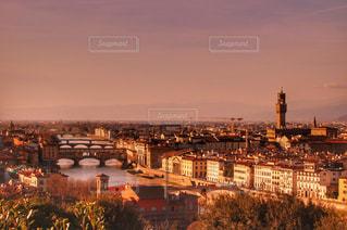 フィレンツェ歴史地区の写真・画像素材[829734]