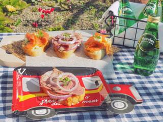 おうちピクニックの写真・画像素材[902322]
