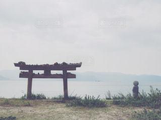鳥居の写真・画像素材[915864]