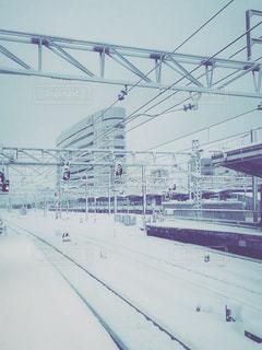 真っ白な世界の写真・画像素材[917686]