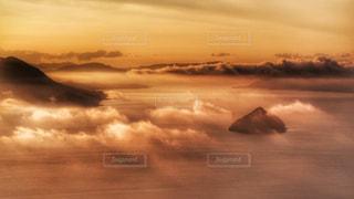 雲海の写真・画像素材[917695]