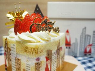 クリスマスケーキの写真・画像素材[934487]