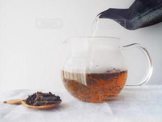 急須,ティータイム,お茶,茶葉,ほうじ茶,鉄瓶,ティーポット,茶さじ
