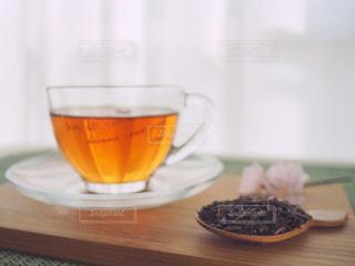 屋内,ティータイム,お茶,テーブルフォト,茶葉,ほうじ茶,茶さじ