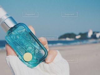 海と空とL'air De SAVONの写真・画像素材[1150526]