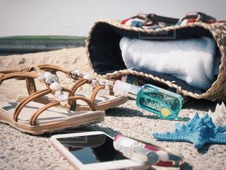 ファッション小物とL'air De SAVONの写真・画像素材[1152624]