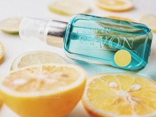 ライムとオレンジとL'air De SAVONの写真・画像素材[1164669]