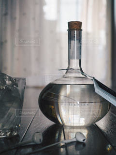 いいちこフラスコボトルの写真・画像素材[1263196]