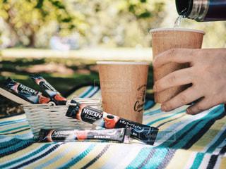 ネスカフェ エクセラ ブラックコーヒー スティックの写真・画像素材[1276015]