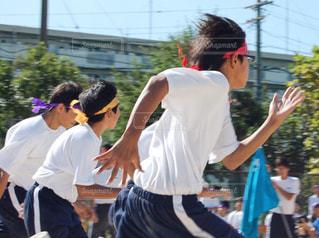 体育祭の写真・画像素材[1293229]