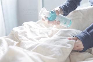 爽やかな石鹸の香りの写真・画像素材[2094791]