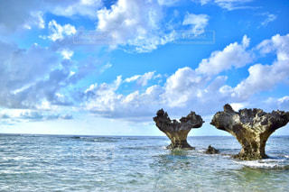 海,沖縄,旅行,ハートロック