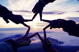 自然,アウトドア,富士山,山,登山,休日,山登り,お出かけ