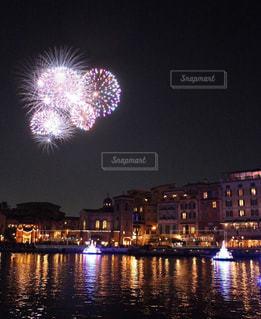 綺麗,花火,ディズニーシー,打ち上げ花火,素敵な花火,ディズニークリスマス