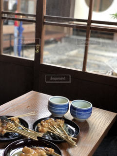 京都,旅行,緑茶,お出かけ,あぶり餅,今宮神社,煎茶