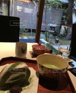 京都,抹茶,旅行,緑茶,お出かけ,煎茶,抹茶ロールケーキ,小山園
