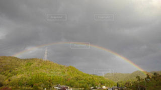 虹の架け橋の写真・画像素材[2165761]