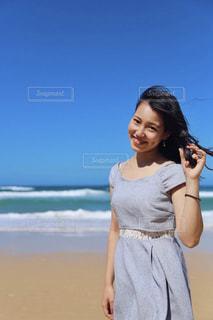 女性の写真・画像素材[629722]